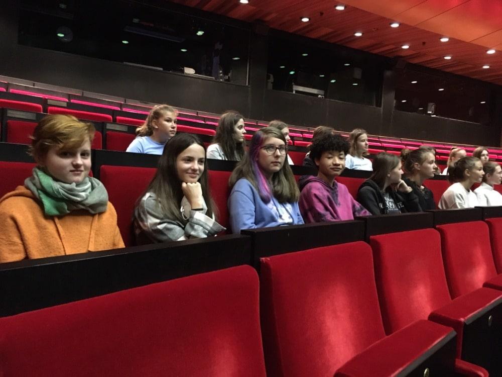Im Publikumssaal